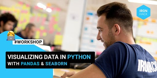 Visualizing Data in Python: with Pandas & Seaborn