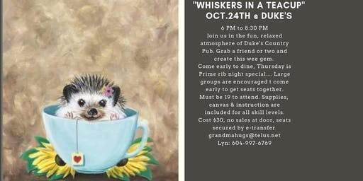Whiskers in a Teacup
