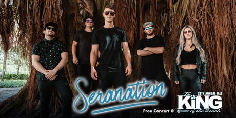 Seranation Concert tickets