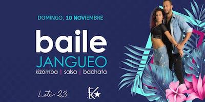 Baile Jangueo | Kizomba, Salsa y Bachata |