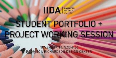Student Portfolio + Project Working Session