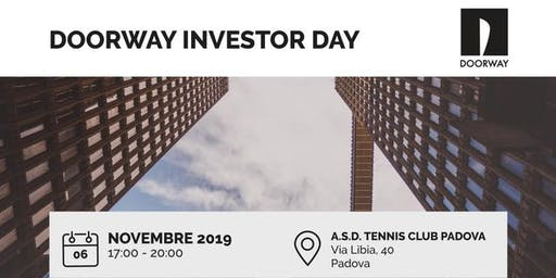 Doorway Investor Day Padova