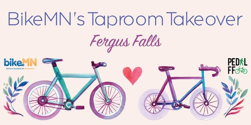 BikeMN's Taproom Takeover in Fergus Falls