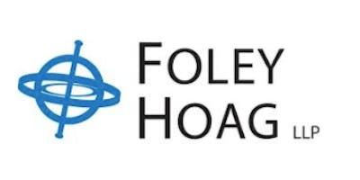 AJSP - Petit-déjeuner Droit de l'Environnement avec le Cabinet Foley Hoag