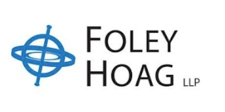 AJSP - Petit-déjeuner Droit de l'Environnement avec le Cabinet Foley Hoag billets
