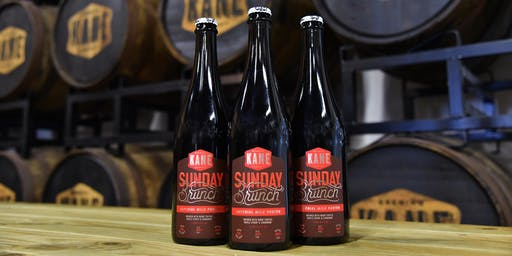 2019 Sunday Brunch Bottle Release