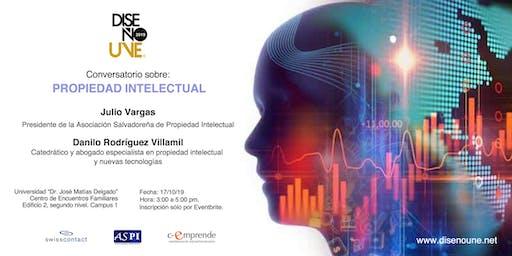 """Conversatorio: """"Propiedad Intelectual"""""""