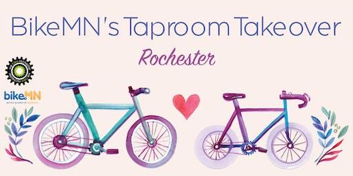 BikeMN's Taproom Takeover in Rochester