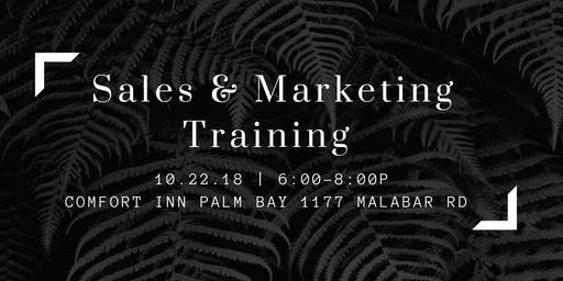 FREE Sales, Marketing, and Closing Training