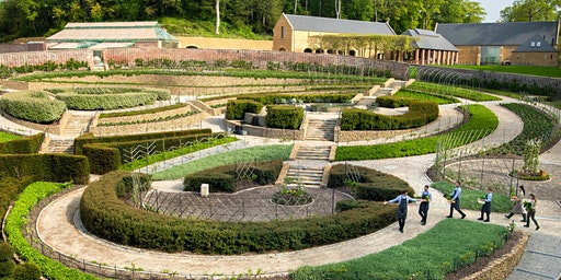 TheGardens and Grounds of the Newt in Somerset: Past, Present and Future