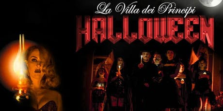 Halloween a Roma - La Villa dei Principi biglietti