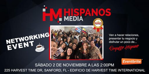 Hispanos Media Networking Event @ Sanford