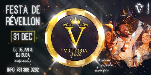 New Years Victoria Hall
