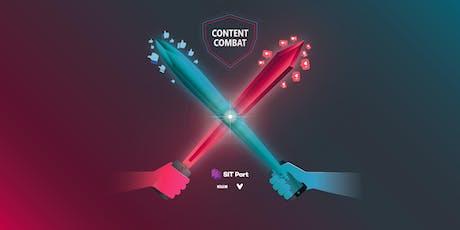 Content Combat #1 tickets