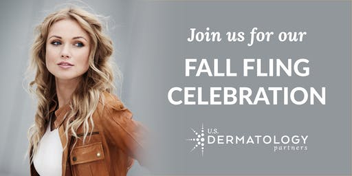 Fall Fling Celebration at U.S. Dermatology Partners Belton TX