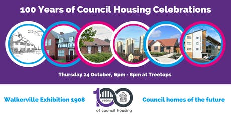 Walkerville 1908: Council homes of the future tickets