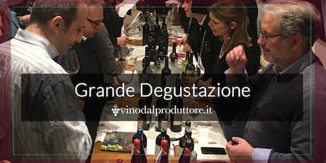 Grande Degustazione 14 Novembre Milano biglietti