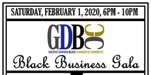 The 2020 Black Business Gala | 2/2/2019