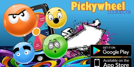 Pickywheel App Review Party tickets