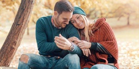 Speed dating et party pour célibataires branchés! tickets