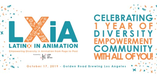 LXiA 1 Year Anniversary Celebration