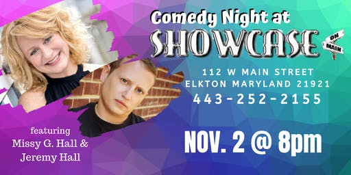 Comedy Night at Showcase On Main