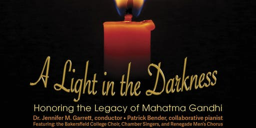 Bakersfield College Fall Choral Concert: A Light in the Darkness