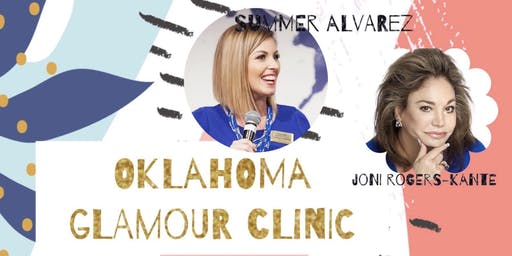 Glamour Clinic with Summer Alvarez and Joni Rogers-Kante