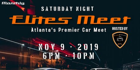Elites Meet at Cumberland Mall tickets