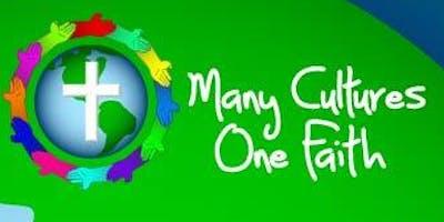 Oct 26 - Many Cultures One Faith International Event