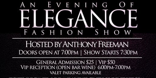An Evening of Elegance Fashion Show