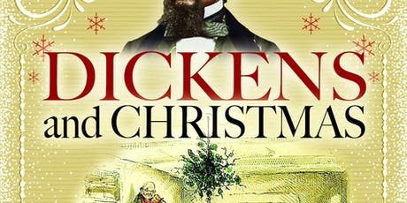 Dickens & Christmas walking tour tickets