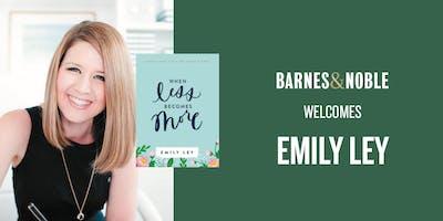Emily Ley at Barnes & Noble Atlanta/Cumberland