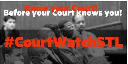 Color of Change Court Watch STL Session