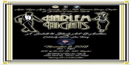 Harlem Nights: A Salute to Black Arts tickets