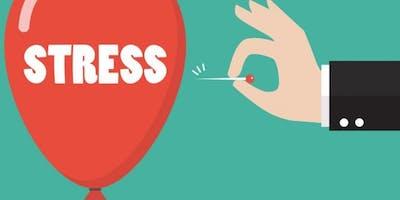 """Conférence gratuite  """"**** au stress et aux difficultés, les apports de la méditation"""" à Naturabio - Lille"""