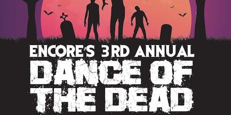3rd Annual DANCE OF THE DEAD | iL Bacio tickets