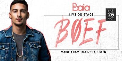 BAIA • BOEF • Live on stage