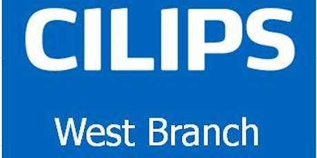 CILIPS West Branch AGM and meet the CILIPS President tickets