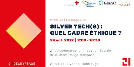 Silver Techs : Quel cadre éthique billets