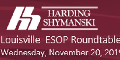 ESOP Roundtable Louisville November 2019
