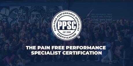 Pain-Free Performance Specialist Certification - ANTWERPEN tickets