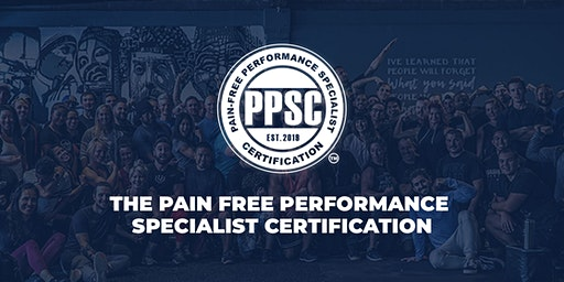 Pain-Free Performance Specialist Certification - BUDAPEST