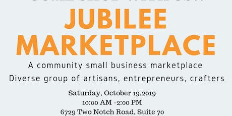 Jubliee Cooperative Marketplace tickets