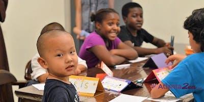Children's Meditation Class at Atlanta Zen Buddhist Temple Dharma Jewel