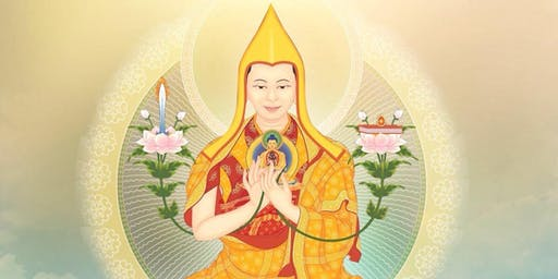 Wisdom For Our Modern Lives: Je Tsongkhapa empowerment and teachings