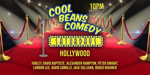 Cool Beans Hollywood 10PM