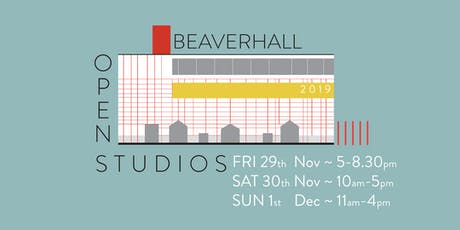 Beaverhall Open Studios 2019 tickets