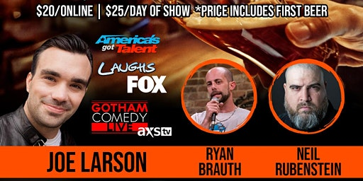 Foolproof Comedy Night
