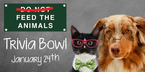 Feed the Animals Trivia Bowl 2020